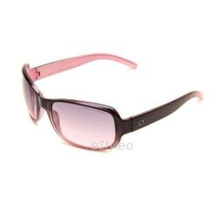 Armani Exchange Sport Wrap Retro Sunglasses AX029